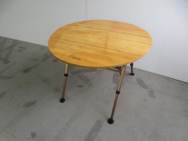 Coleman(コールマン) コンフォートマスター バンブーオーバルテーブル/85