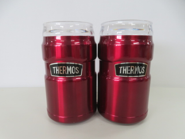 その他ブランド THERMOS 保冷缶ホルダー 2点セット