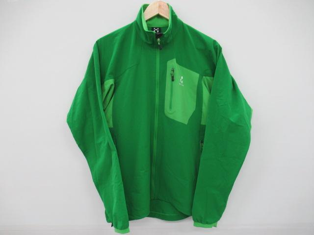 Haglofs(ホグロフス) リザードジャケット