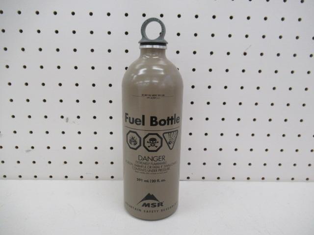 MSR(エムエスアール) 燃料ボトル ミリタリー20oz 591ml