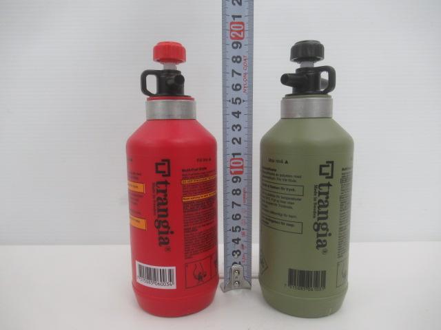 Trangia(トランギア) フューエルボトル0.3L 2本セット