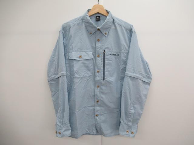 mont-bell(モンベル) メドーシャツ