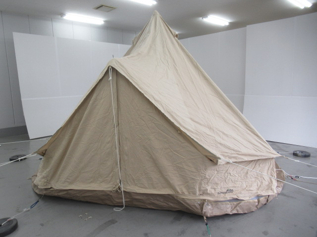 CanvasCamp(キャンバスキャンプ) シブレー400 プロテック
