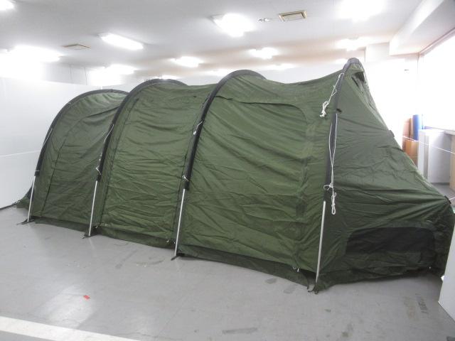 DOD(ディーオーディー) カマボコテント3L カーキ T7-690-KH