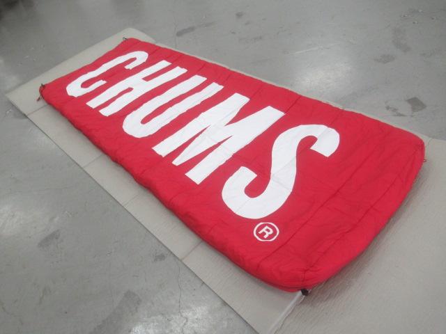CHUMS(チャムス) スリーピングバッグ チャムスロゴ CH09-1147 (1)