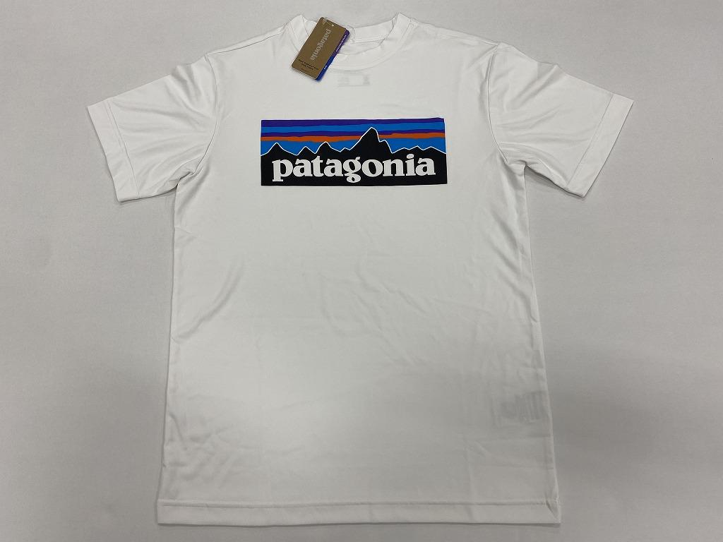 patagonia(パタゴニア) ボーイズ・キャプリーン・クール・デイリー・Tシャツ