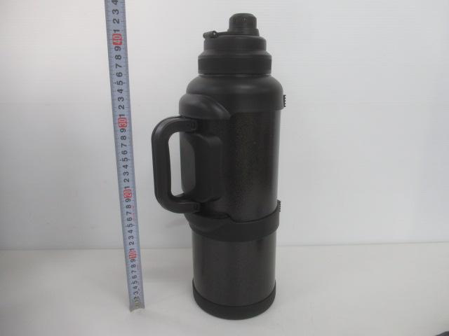 ノーブランド ドウシシャ アウトドアボトル 4L ブラック (1)