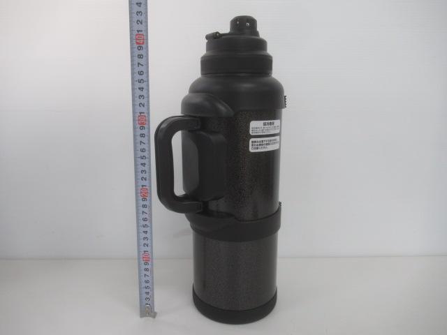 ノーブランド ドウシシャ アウトドアボトル 4L ブラック (2)