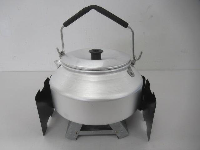 Trangia(トランギア) ケトル0.9L セット