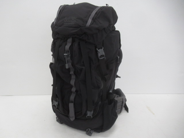 MYSTERY RANCH(ミステリーランチ) テラフレーム65 ブラック