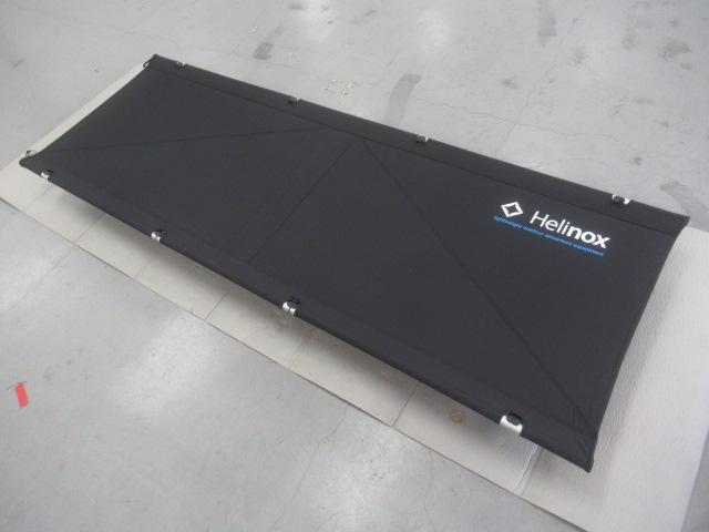 Helinox(ヘリノックス) Cot Max Convertible ブラックブルー