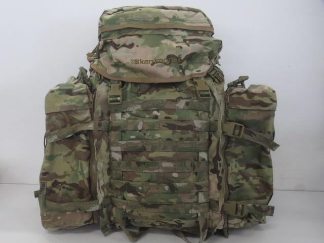 karrimor(カリマー) プレデターパトロール45+PLCEサイドポケット付き