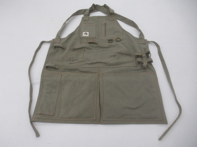 tent-Mark DESIGNS(テンマクデザイン) アウトドアクッキングエプロン TM-19BBQ1