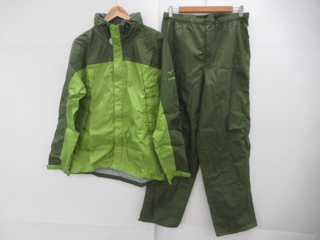MIZUNO(ミズノ) BTEXストームセイバ レインスーツ XLサイズ