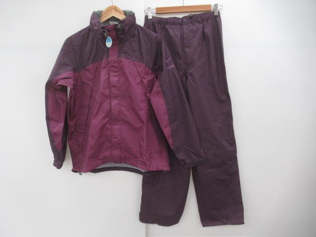 MIZUNO(ミズノ) BTEXストームセイバ レインスーツ Mサイズ