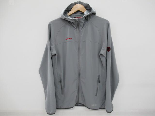 MAMMUT(マムート) ソフテック グラナイトフーデッドジャケット
