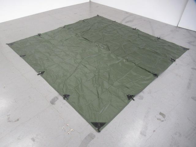 DD Hammocks (ディーディーハンモックス) DDタープ 3×3 フォレストグリーン