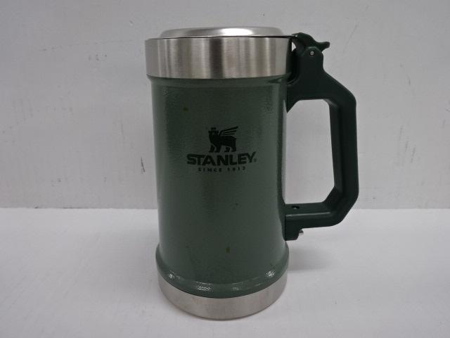 STANLEY(スタンレー) クラシックボトルオープナービアジョッキ 0.7L グリーン