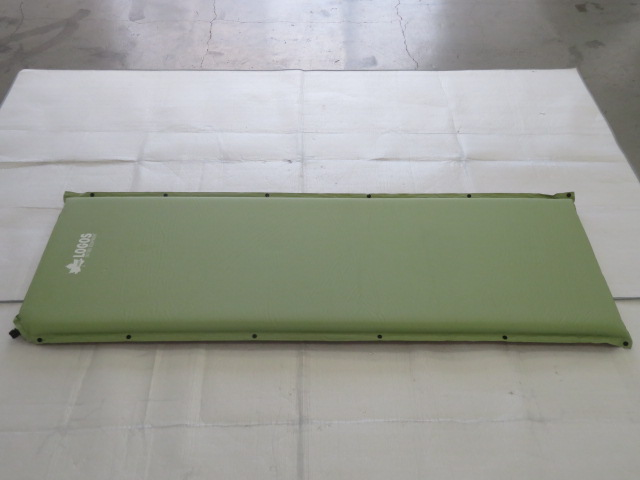 LOGOS(ロゴス) 55セルフインフレートマット SOLO