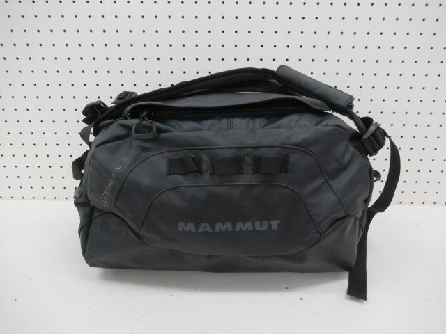 MAMMUT(マムート) ロックカーゴ SE 25 ブラック