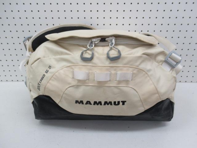 MAMMUT(マムート) ロックカーゴ SE 25 ホワイト