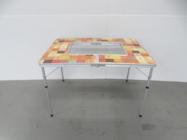 Coleman(コールマン) ナチュラルモザイクBBQテーブル 110プラス