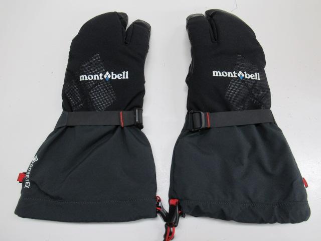 mont-bell(モンベル) アルパイントリガーフィンガーミトン