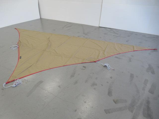 tent-Mark DESIGNS(テンマクデザイン) 焚火タープ TCウィング