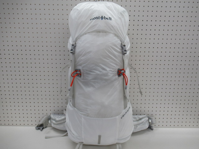mont-bell(モンベル) バーサライトパック40