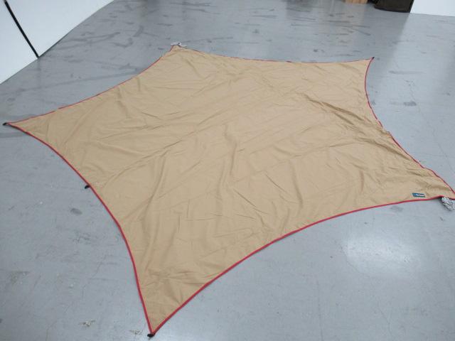tent-Mark DESIGNS(テンマクデザイン) ムササビウイング 13ft TC 焚き火 バージョン