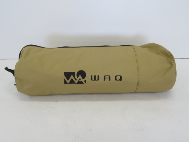 その他ブランド WAQ 2Wayフォールディングコット タン