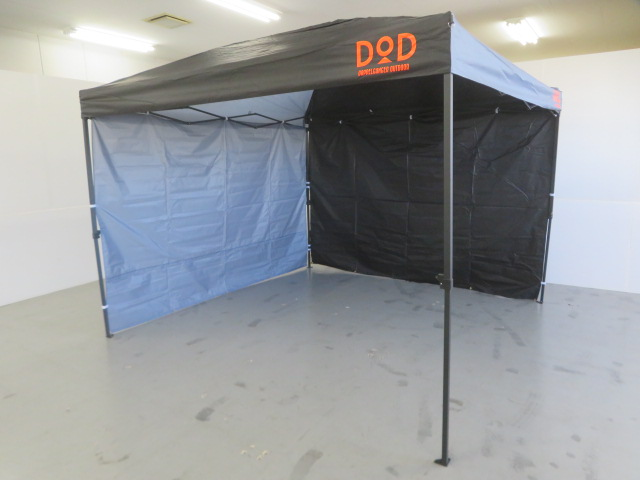 DOD(ディーオーディー) ワンタッチリビングタープ