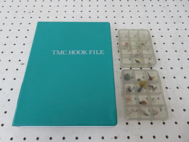 ノーブランド TMC HOOK FILE、完成フライセット