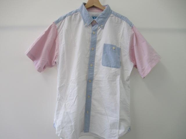 トロイヒルショートスリーブシャツ メンズ PM7907