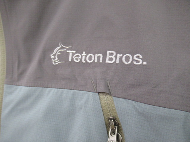 Teton Bros.(ティートンブロス)  Yari Jacket 2.0