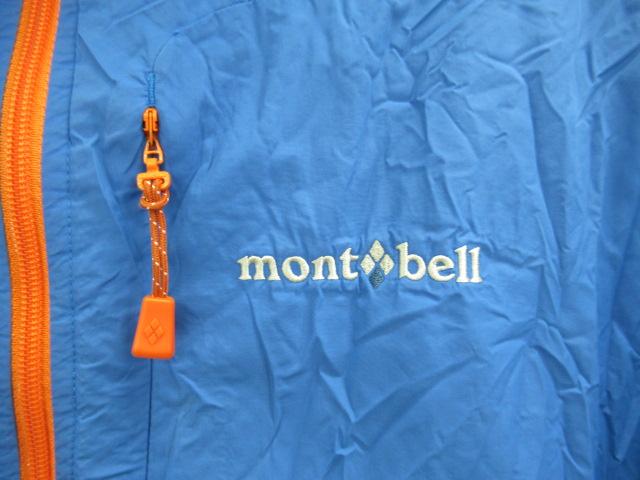 mont-bell(モンベル)  ライトシェルパーカ メンズ