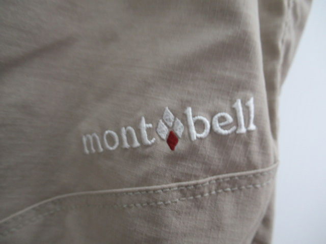 mont-bell(モンベル)  サニーサイドパンツ レディース