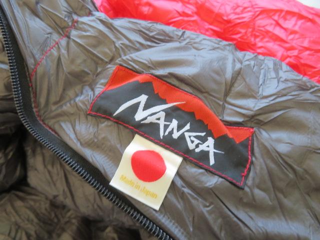 NANGA(ナンガ)  UDD BAG 450DX ショート メッシュバッグセット