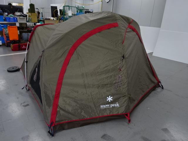 Snow Peak(スノーピーク)  ランドブリーズ Pro.1 SD-641 セット