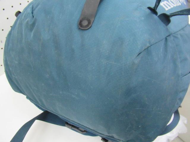 mont-bell(モンベル)  グラナイトパック40+専用トップリッド