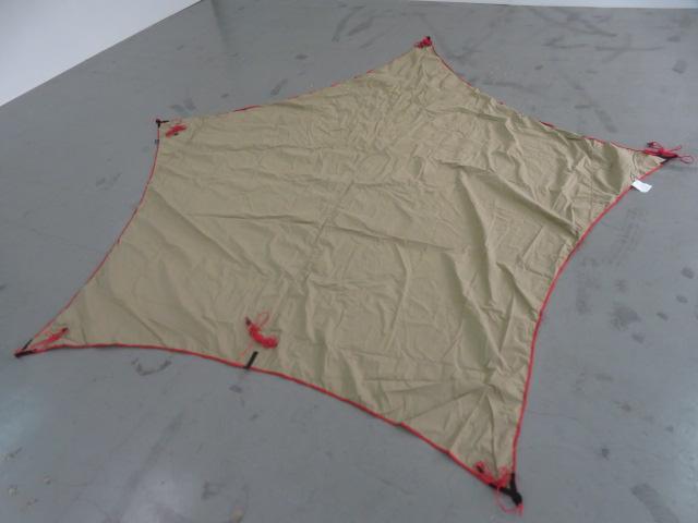"""tent-Mark DESIGNS(テンマクデザイン)  ムササビウイング13ft.TC """"焚き火""""version"""