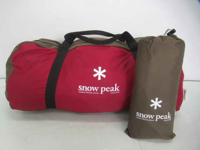 Snow Peak(スノーピーク)  リビングシェル シールドルーフセット