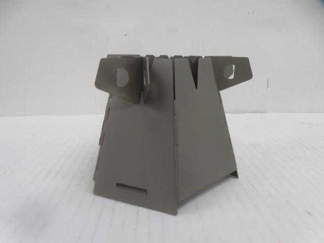 VARGO(バーゴ)  チタニウム ヘキサゴンウッドストーブ T-415