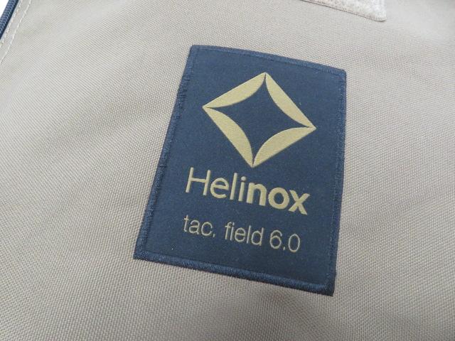 Helinox(ヘリノックス)  Tac.Field 6.0