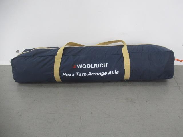 WOOLRICH(ウールリッチ)  ヘキサタープ アレンジャブル