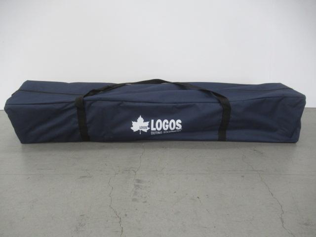 LOGOS(ロゴス)  風抜コンビQセットタープ220-L グリーン