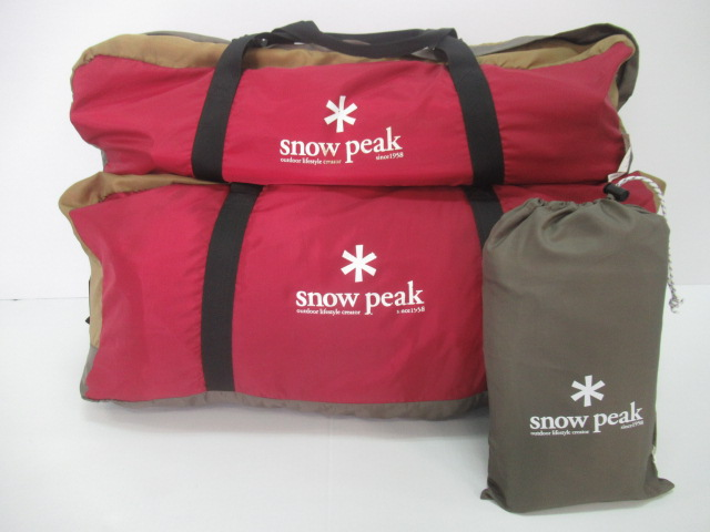 Snow Peak(スノーピーク)  ランドロック TP-670 セット