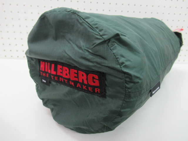 Hilleberg(ヒルバーグ)  ソウロ グリーン