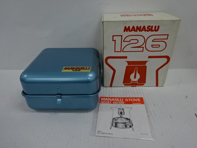 MANASLU(マナスル)  マナスル126