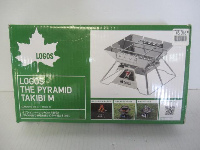 LOGOS(ロゴス)  LOGOS The ピラミッドTAKIBI M